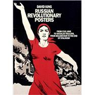 Russian Revolutionary Posters by King, David, 9781849763479