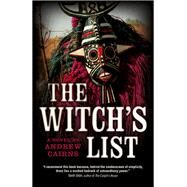 The Witch's List by Cairns, Andrew, 9781785353482