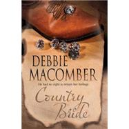 Country Bride by Macomber, Debbie, 9780727883483