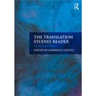 The Translation Studies Reader by Venuti; Lawrence, 9780415613484