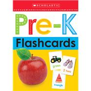 Flashcards - Get Ready for Pre-K (Scholastic Early Learners) by Scholastic, 9780545903486