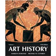Art History, Volume 1 by Stokstad, Marilyn; Cothren, Michael W., 9780205873487