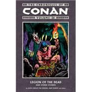 The Chronicles of Conan 26 by Isherwood, Geof; Chan, Ernie; Kubert, Adam; Semeiks, Val; Giarrano, Vincent, 9781616553487