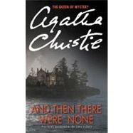 And Then There Were None by Christie Agatha, 9780062073488