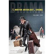 The Norton Anthology of Drama by Gainor, J. Ellen; Garner, Stanton B.; Puchner, Martin, 9780393283488