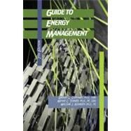 Guide to Energy Management, Seventh Edition by Capehart; Barney L., 9781439883488