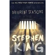 Different Seasons Four Novellas by King, Stephen, 9781501143489