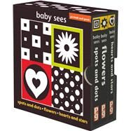 Baby Sees Boxed Set: Spots and Dots, Flowers, Hearts and Stars by Picthall, Chez, 9781905503490