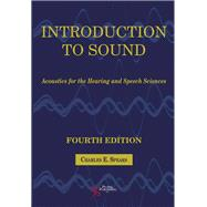 Introduction to Sound by Speaks, Charles E., Ph.D., 9781944883492
