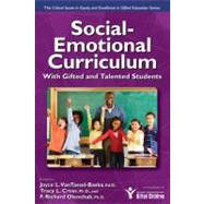 Social-emotional Curriculum With Gifted and Talented Students by VanTassel-Baska, Joyce; Cross, Tracy L.; Olenchak, F. Richard, Ph.D., 9781593633493