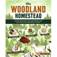 The Wooded Homestead: Unlock the Potential of Your Land in the Woods by Mcleod, Brett, 9781612123493