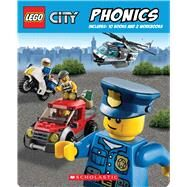 Phonics Boxed Set (LEGO City) by Lee, Quinlan B., 9780545813495
