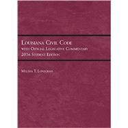 Louisiana Civil Code 2015 by Lonegrass, Melissa, 9781628103496