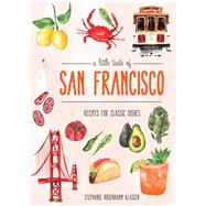 A Little Taste of San Francisco by Rosenbaum, Stephanie, 9781681883496