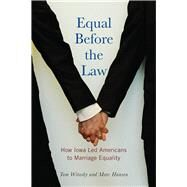 Equal Before the Law by Witosky, Tom; Hansen, Marc, 9781609383497