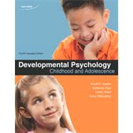 Developmental Psychology by SHAFFER/KIPP/WOOD/WILLOUGHBY, 9780176503499