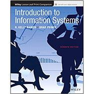 INTRO.TO INFO.SYSTEMS (LL)-W/WILEYPLUS by Unknown, 9781119403500