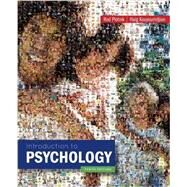 Cengage Advantage Books: Introduction to Psychology by Plotnik, Rod; Kouyoumdjian, Haig, 9781133943501