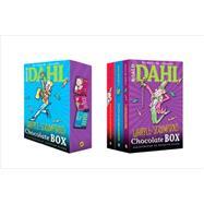 Roald Dahl's Whipple-scrumptious Chocolate Box by Dahl, Roald; Blake, Quentin, 9780147513502