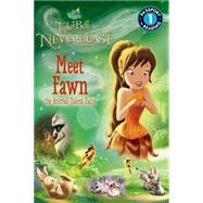 Disney Fairies: Tinker Bell and the Legend of the NeverBeast: Meet Fawn the Animal-Talent Fairy by Fox, Jennifer, 9780316283502