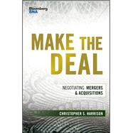 Make the Deal by Harrison, Christopher S., 9781119163503
