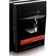 C. Auguste Dupin Collection: The Murders in the Rue Morgue / the Mystery of Marie Roget / the Purloined Letter by Poe, Edgar Allan, 9781497423503