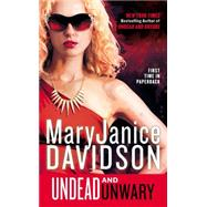 Undead and Unwary by Davidson, MaryJanice, 9780515153507