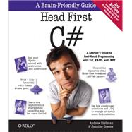 Head First C# by Stellman, Andrew; Greene, Jennifer, 9781449343507