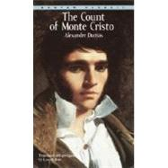The Count of Monte Cristo by DUMAS, ALEXANDRE, 9780553213508