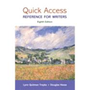 Quick Access by Troyka, Lynn Quitman; Hesse, Doug, 9780134123509