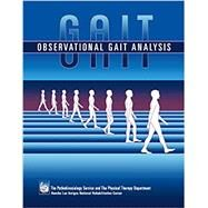 Observational Gait Analysis by , 9780967633510