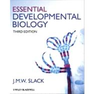 Essential Developmental Biology by Slack, Jonathan M. W., 9780470923511