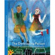 The Developing Person through Childhood and Adolescence by Berger, Kathleen Stassen, 9781429243513