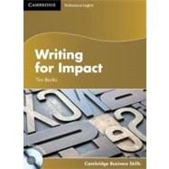 Writing for Impact by Banks, Tim, 9781107603516