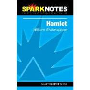 Hamlet (SparkNotes Literature Guide) by Unknown, 9781586633516