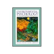 Environmental Psychology An Interdisciplinary Perspective by Veitch, Russell; Arkkelin, Daniel, 9780132823517