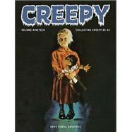 Creepy Archives 19 by Simon, Philip R.; Braun, Dan; Patterson, Everett; Polk, Roxy; Doornink, Heather (CON), 9781616553517