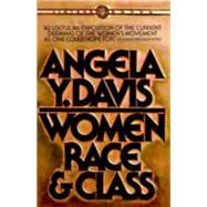 Women, Race, and Class by DAVIS, ANGELA Y., 9780394713519