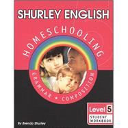Shurley English Digital Classroom, 1 year subscription - Level 5 by Brenda Shurley, 9781585613519