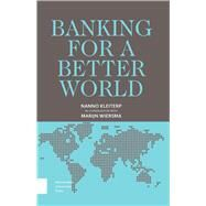 Banking for a Better World by Kleiterp, Nanno, 9789462983519