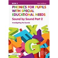 Phonics for Pupils with Special Educational Needs: Book 4 by Unknown, 9781138313521