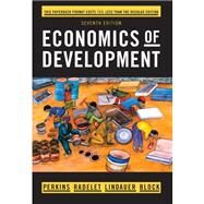 Economics of Development (Seventh Edition) by PERKINS,DWIGHT H., 9780393123524