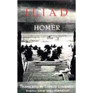 Iliad by Homer; Lombardo, Stanley, 9780872203525