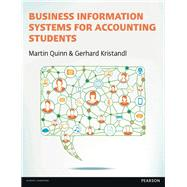Business Information Systems for Accounting Students by Kristandl, Gerhard; Quinn, Martin, 9780273773528
