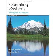 Operating Systems by Anderson, Thomas; Dahlin, Michael, 9780985673529