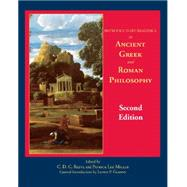 Introductory Readings in Ancient Greek and Roman Philosophy by Reeve, C. D. C.; Miller, Patrick Lee; Gerson, Lloyd P., 9781624663529
