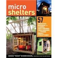Microshelters by Diedricksen, Derek, 9781612123530