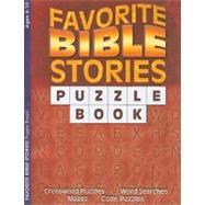 Favorite Bible Stories Puzzle Book by Spear, Kevin, 9781593173531