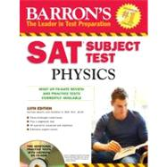 Barron's SAT Subject Test Physics by Gerwitz, Herman, 9780764143533