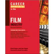 Career Opportunities in the Film Industry by YAGER FRED, 9780816073535